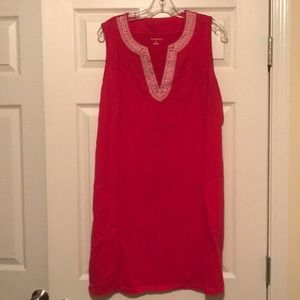 NWOT lands end swimsuit coverup
